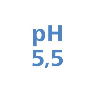 ph 5,5